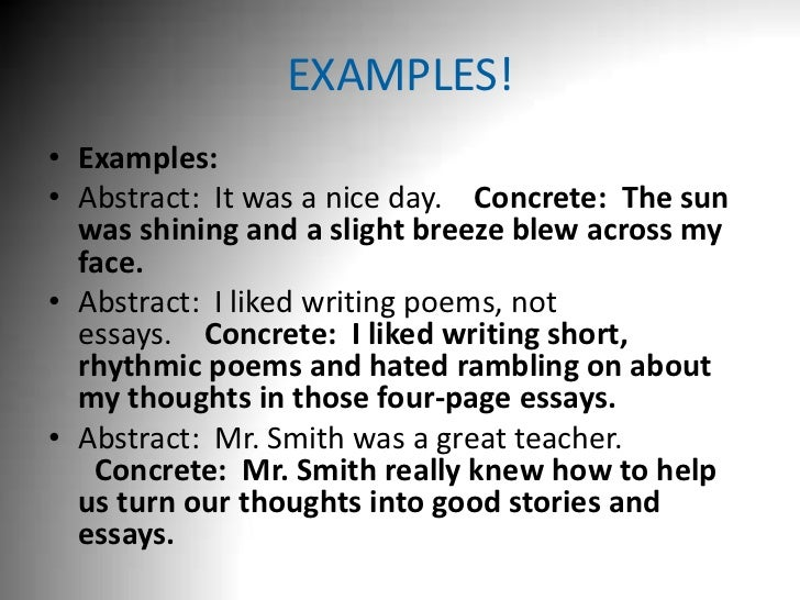 english descriptive writing 6