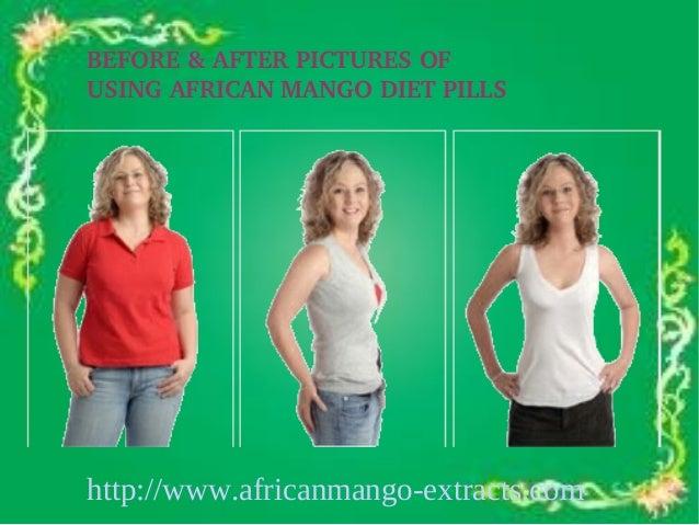 African Mango Diet Pill Results