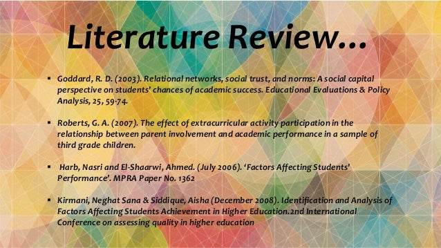 factors affecting students academic performance in english 11 essay It is most often used to describe the troubling performance gaps between   achievement gaps, such as those based on sex, english-language proficiency   all student groups likewise improved the number of core academic courses   achievement disparities are often attributed to socioeconomic factors.