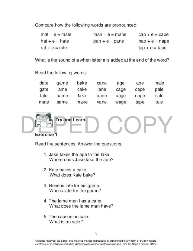 K TO 12 GRADE 4 LEARNER\'S MATERIAL IN ENGLISH (Q1-Q4)