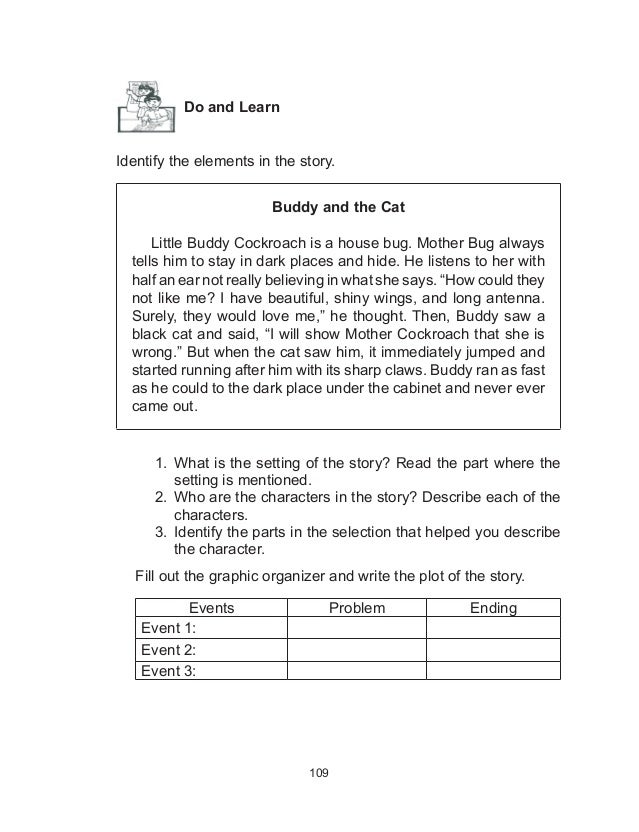 5th Grade Short Story - Yourhelpfulelf