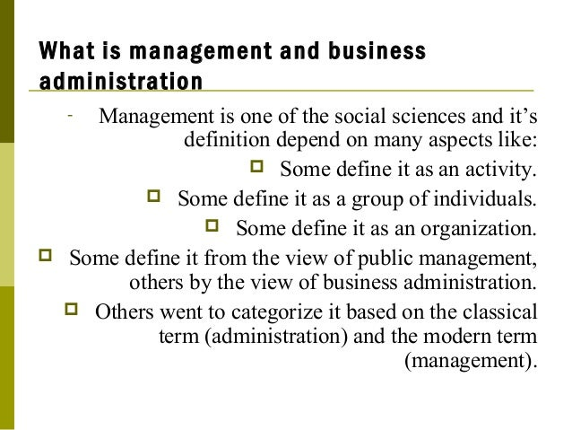 Business Administration By Ahmed Mahmood Alfiky