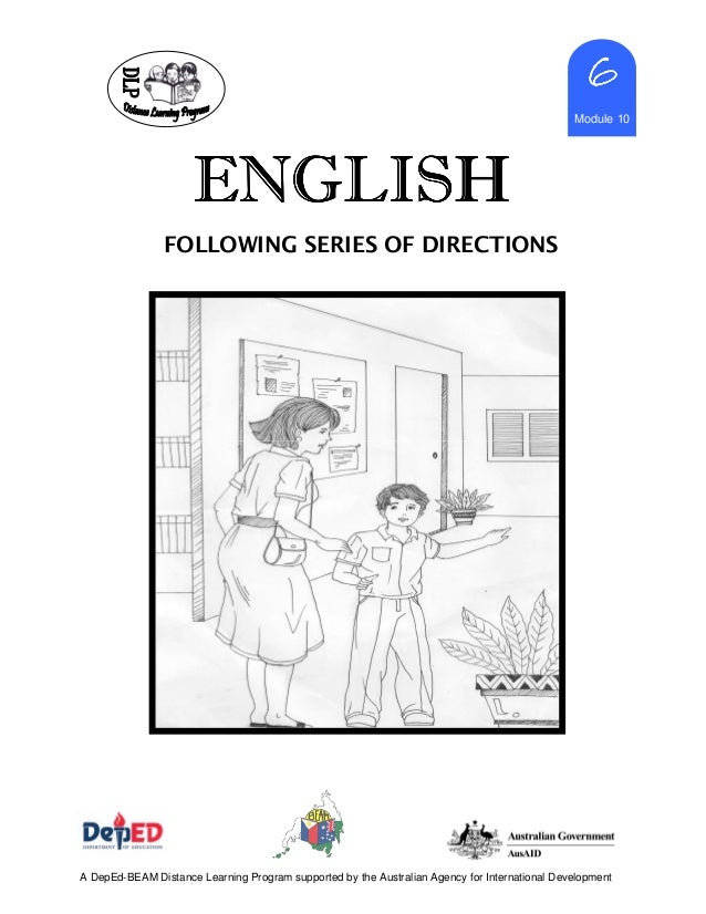 Printable Worksheets » Following 3 Step Directions