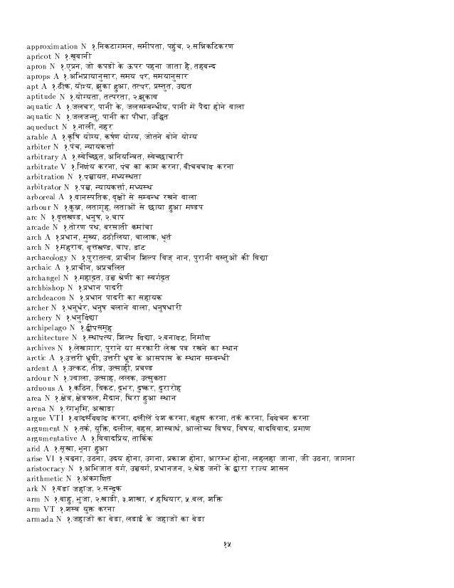 English To Tamil Words Pdf
