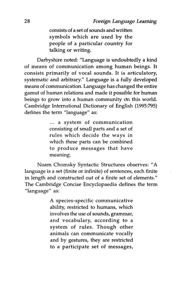 teaching speaking english thesis Concerning to techniques in teaching speaking, the english teacher have to be aware of innovative ways and well selected techniques in teaching especially in teaching speaking skill according to dobson (1987), there are some techniques in improving speaking, such as : dialogues, small-group discussion, debate, song, games.