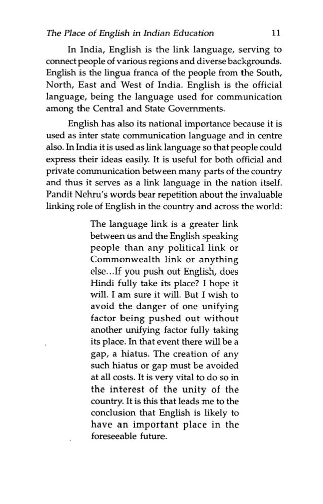 essay on importance of our mother tongue