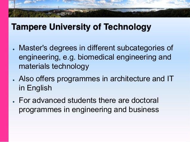 English Medium Education In Tampere 1