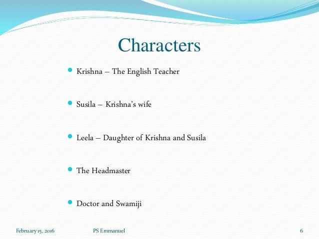 The english teacher ebook by r. K. Narayan 9780345803825.