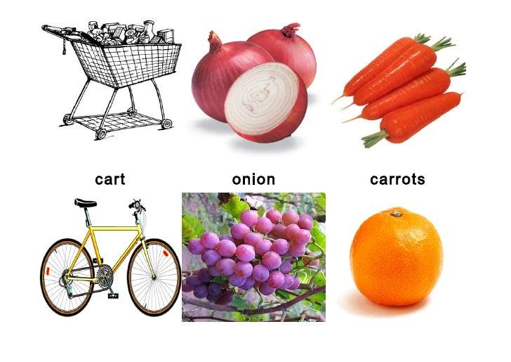 cart   onion   carrots
