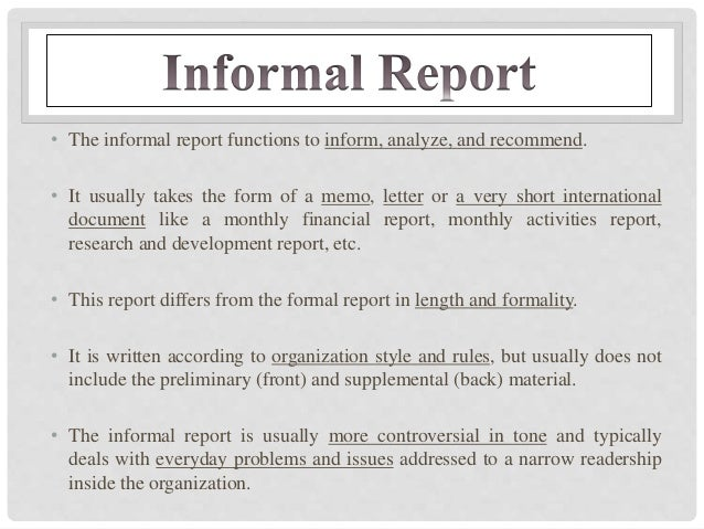 REPORT WRITINGTYPES FORMAT STRUCTURE AND RELEVANCE – Police Report Format