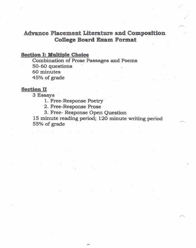 Ap English Exam Essay Examples Ap English Literature And  My College Life Essay How To Write A Essay Proposal Ap English Exam Essay Examples Ap English Literature And  American Dream Essay Thesis also Thesis Statement For Argumentative Essay