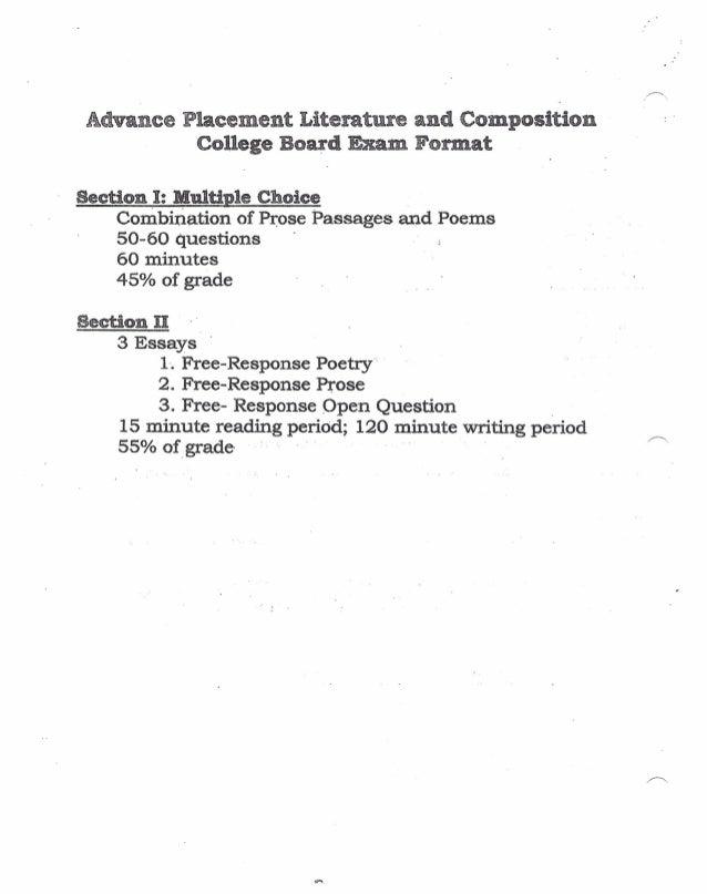 Essay Questions In English Literature Mistyhamel