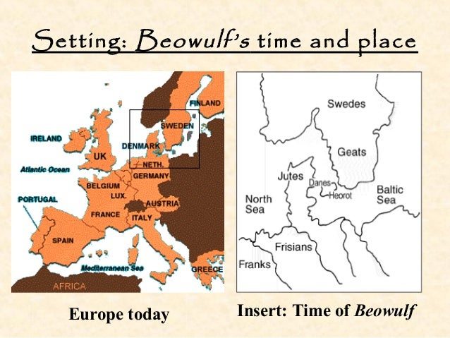 how is beowulf important to british British literature first semester final exam study guide  important in old testament:  ↳ beowulf's father is noble and a leader,.
