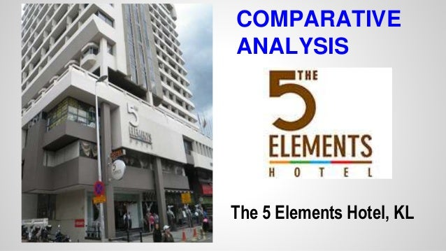 "comparative analysis of 3 hotels A comparative analysis of consumers' attitude and behavior hotels"" were more willing to stay an environmentally friendly hotelat however, manaktola and."