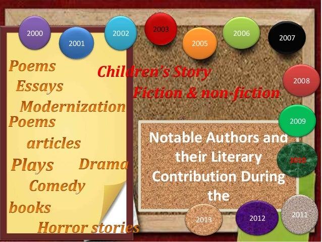 English essays by filipino authors