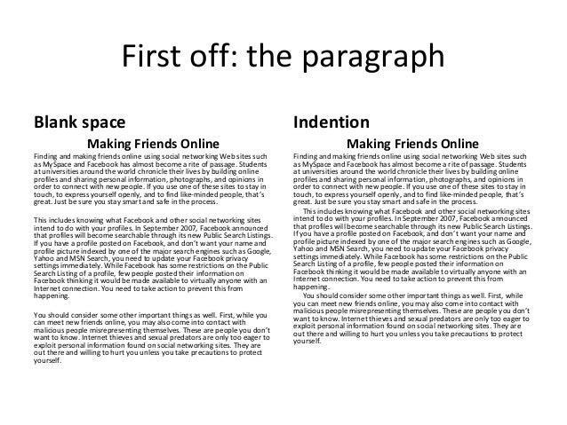 Sexual predators online essay writing
