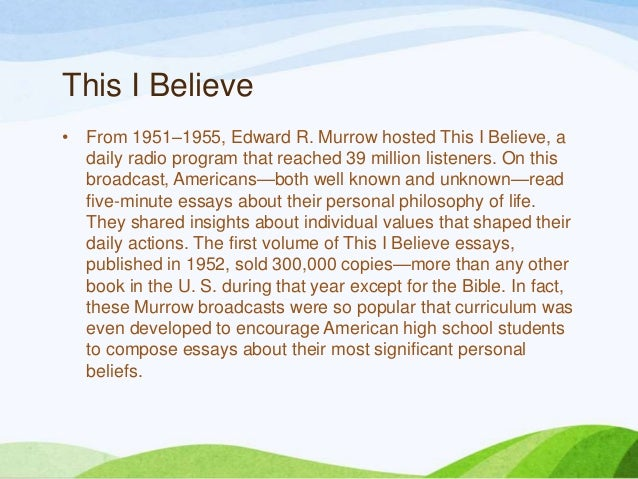 A public dialogue about belief — one essay at a time