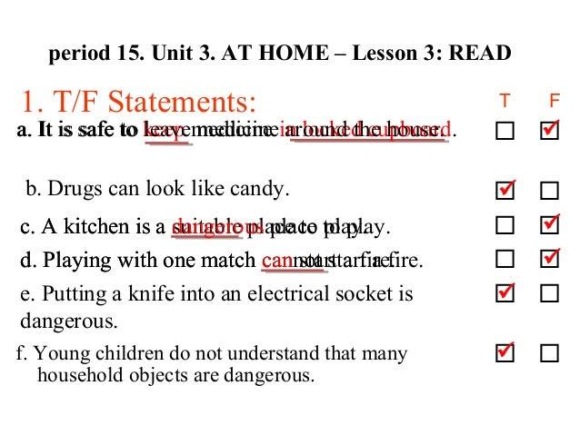 English In Italian: English 8 Unit 3 Lesson 4