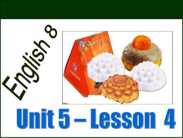 English 8 – Unit 5 : Study habits Lesson 4 – Write