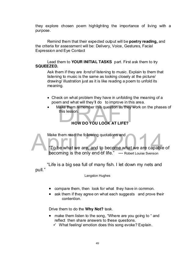 ENG Grade9 Teacher's Guide