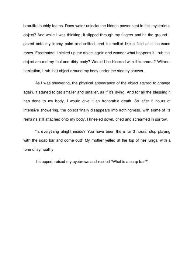 descriptive and narrative essay 3 beautiful