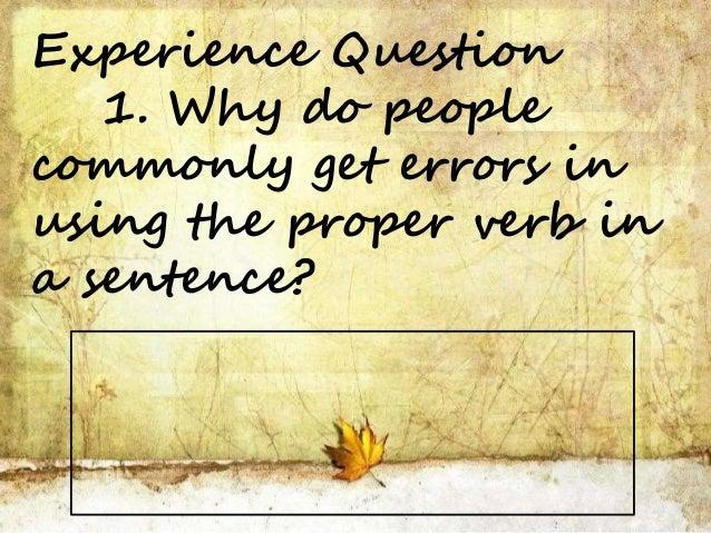 Subject Verb Agreement Grade 7 English