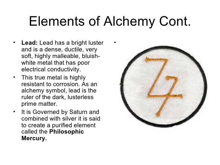 English Alchemy Project Ppt