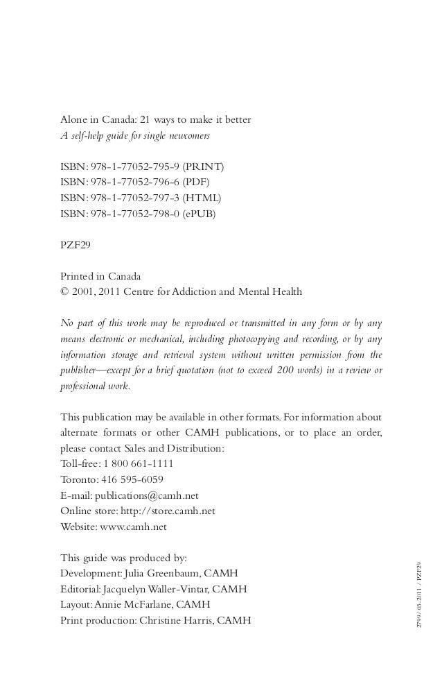 Alone in Canada PDF Book (English Edition)