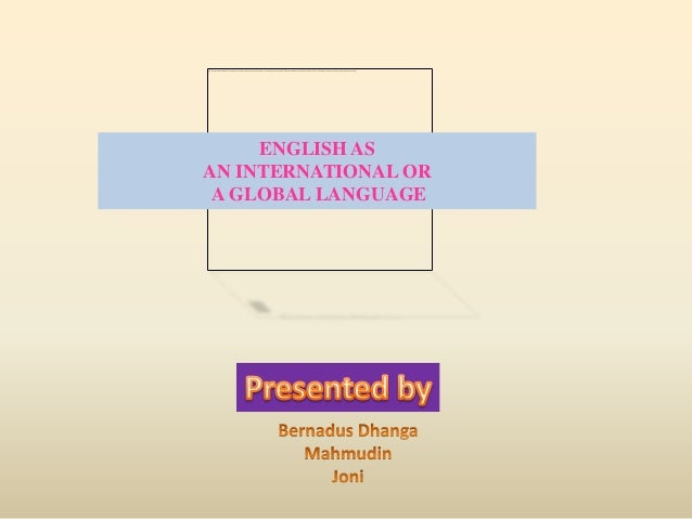 essay on english as an official language in india
