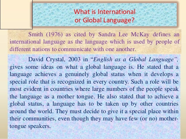globalization english language essay Definition of globalization in the world globalization simply refers to the global or worldwide process of technological, economic, political and cultural exchanges, brought about by modern communication, transportation and legal infrastructure as well as the political choice to consciously open cross-border links in international trade and finance.