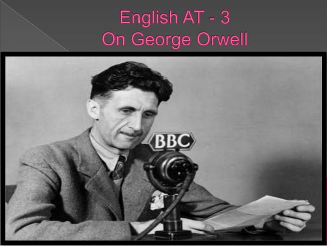 an introduction to the life and literature by eric arthur blair or george orwell Born as eric arthur blair in england, george orwell is a notable novelist and journalist of his time he ranked as second among 50 greatest english writers since 1945, recognized by the times  he influences his readers by his numerous essays on culture, language, politics, and literature.
