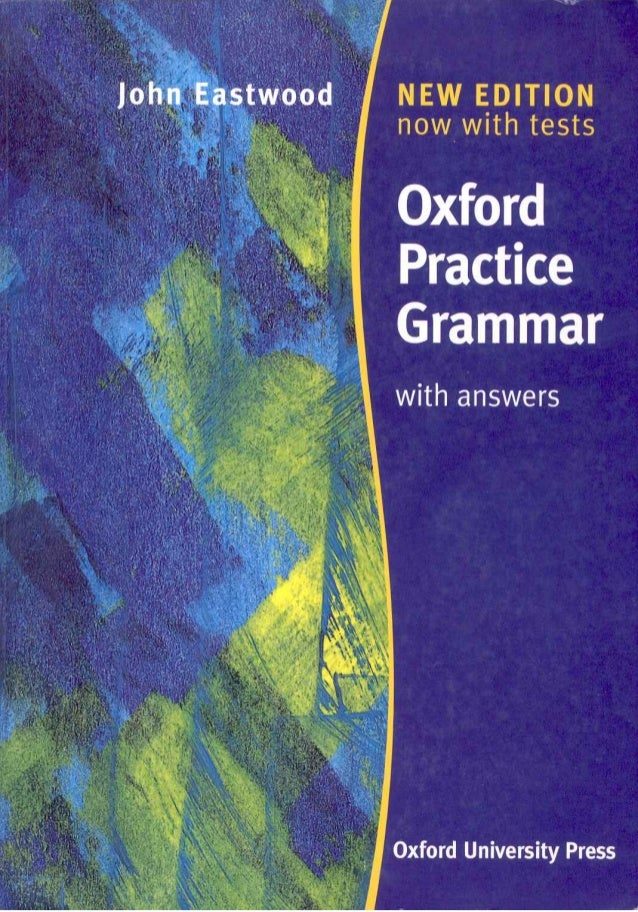 English book oxford practice grammar with answers fandeluxe Image collections