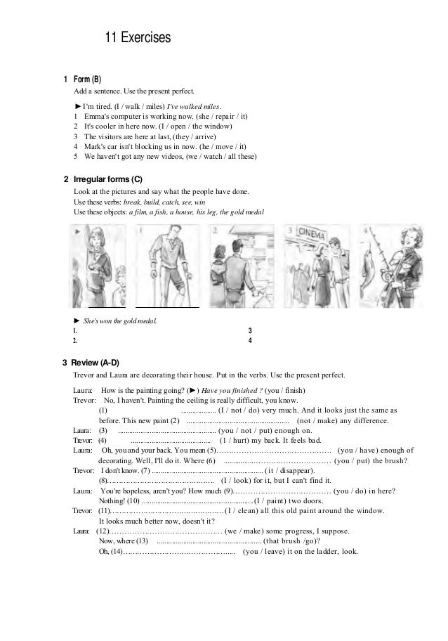 Will and going to advanced exercises pdf with answers