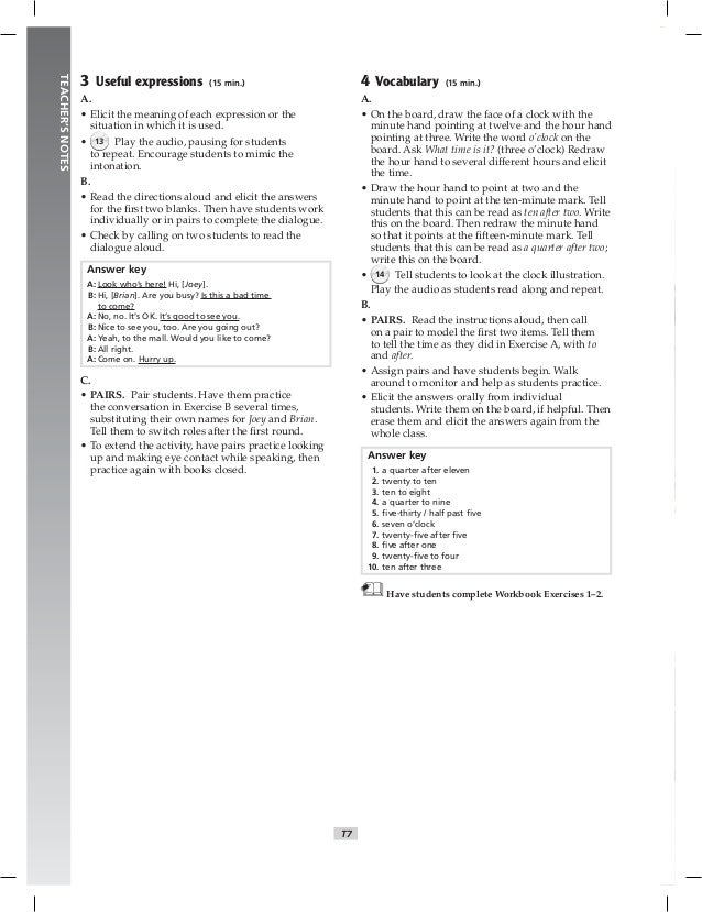 english rules 1 homework program answers sheet 22