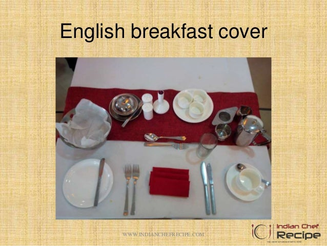English breakfast cover WWW.INDIANCHEFRECIPE. & ENGLISH BREAKFAST