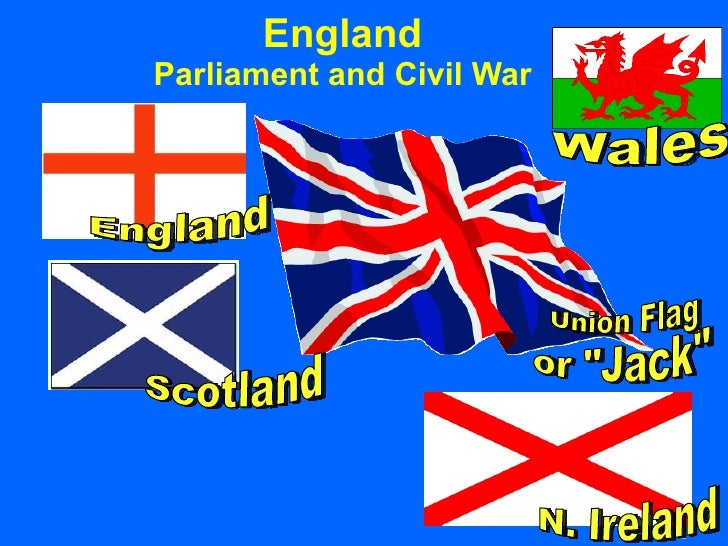 England Parliament and Civil War