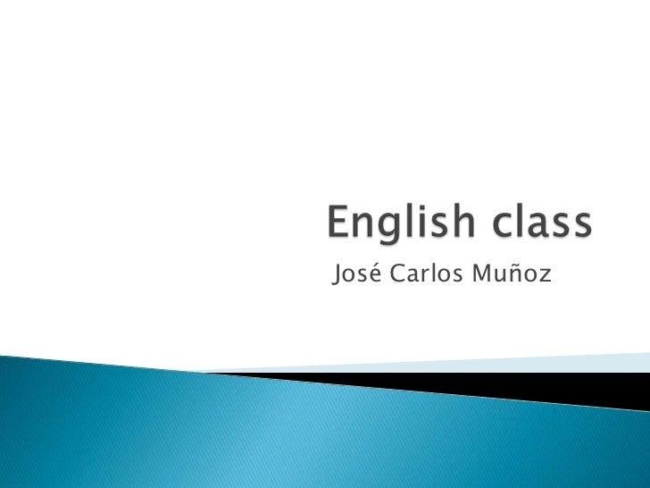 José Carlos Muñoz