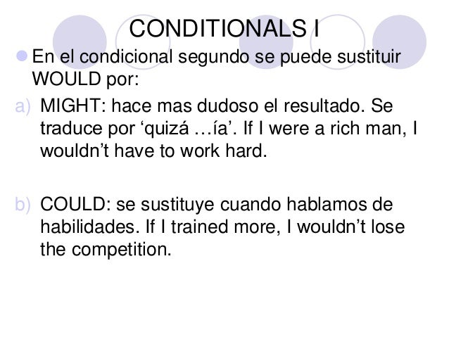 English Class 18 Conditionals Would Rather And Had Better