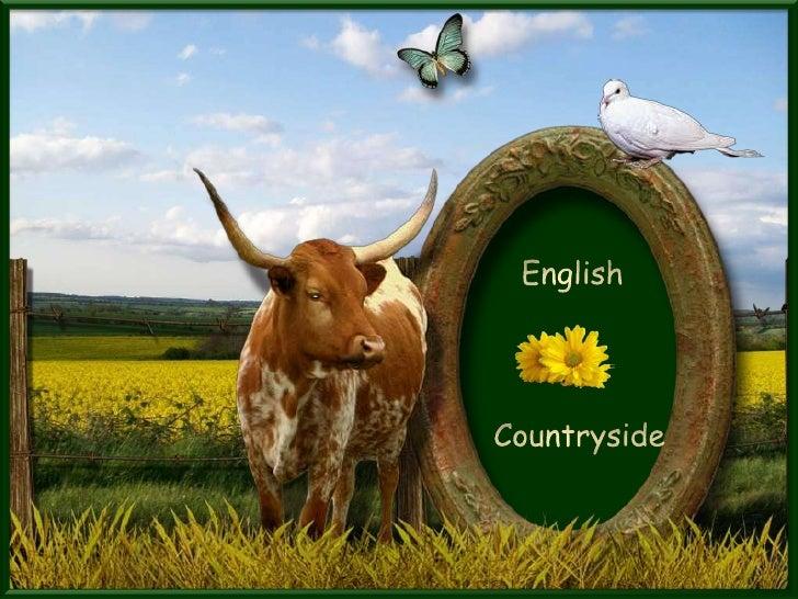 English<br />Countryside<br />