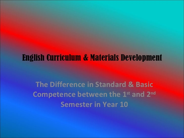 english curriculum  u0026 materials development for grade 10