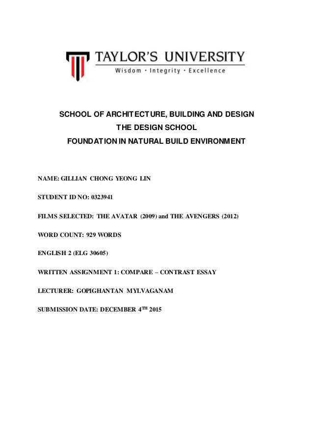 Rogerian Argument Essay English Essay Science Fiction Complete School Of Architecture Building  And Design The Design School Foundation In Natural Build Environment Name   Good Leader Essay also Incidents In The Life Of A Slave Girl Essay English Essay Science Fiction Complete Pros And Cons Essay Sample