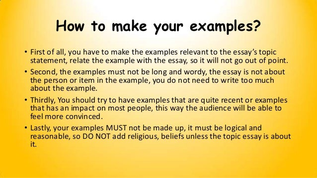example of exposition The modes of discourse—exposition, description, narration, argumentation (edna)—are common paper assignments you may encounter in your writing classes although.