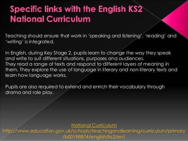 english lesson plan key stage 2 essay