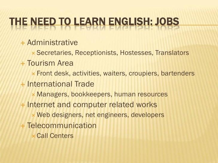 English For Business Needs Slide 2
