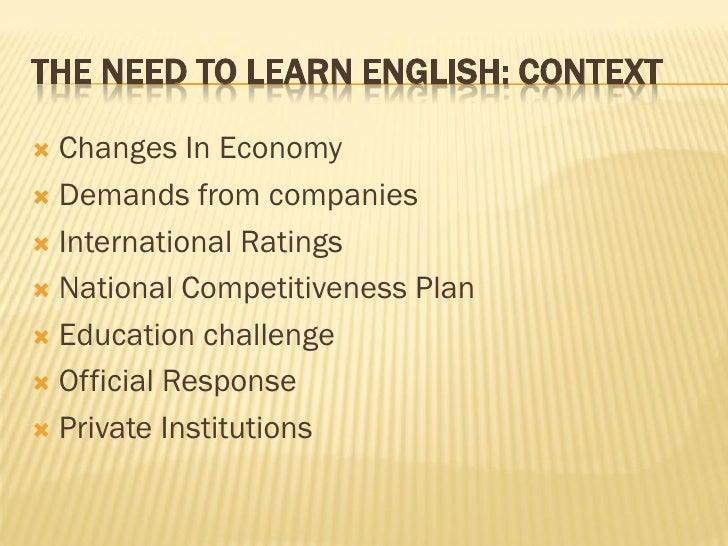 English For Business Needs Slide 3