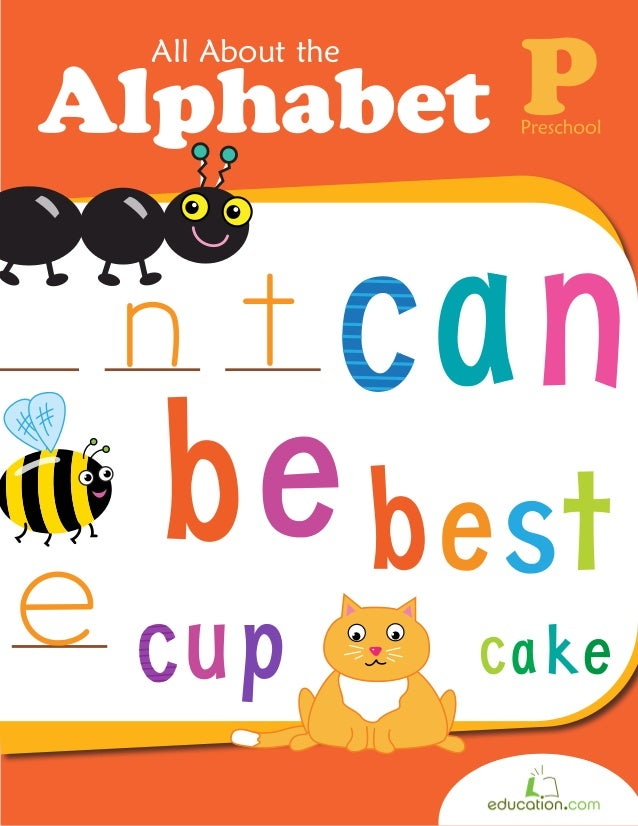 Alphabet All About the