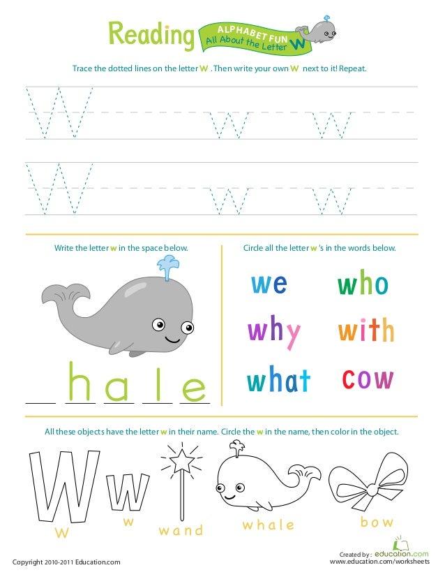 English for kg2 – Head Start Worksheets