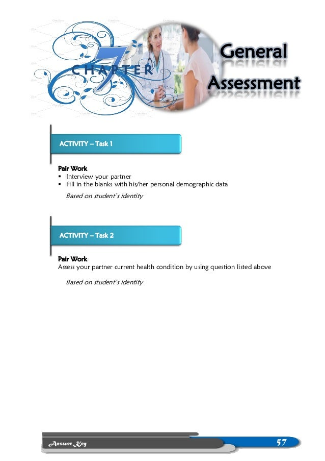 english for the professional nurse Professional nursing practice: environment and emotional exhaustion   objective: to evaluate the characteristics of the professional nursing practice.