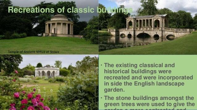 English garden elements within english gardens ruins garden of rousham house 9 workwithnaturefo