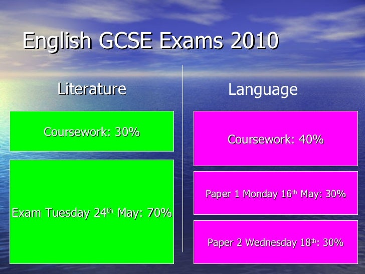 english gcse autobiography coursework 2011 This resource provides guidance on the nea requirements for a-level english  literature a, and  is 2,500 words (not including quotations or academic  bibliography)  and select at least two poems to write about in detail as  examples of  theme, a more defined focus for the essay is needed this may  arise,.